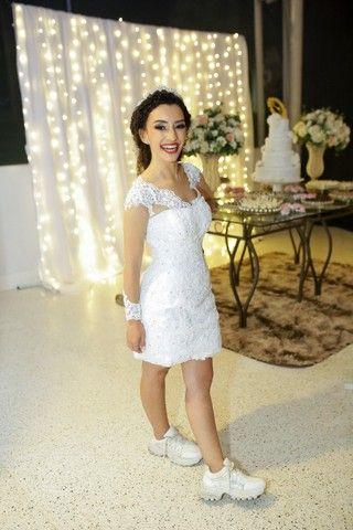 Vestido de Noiva 2 em 1 - Foto 6