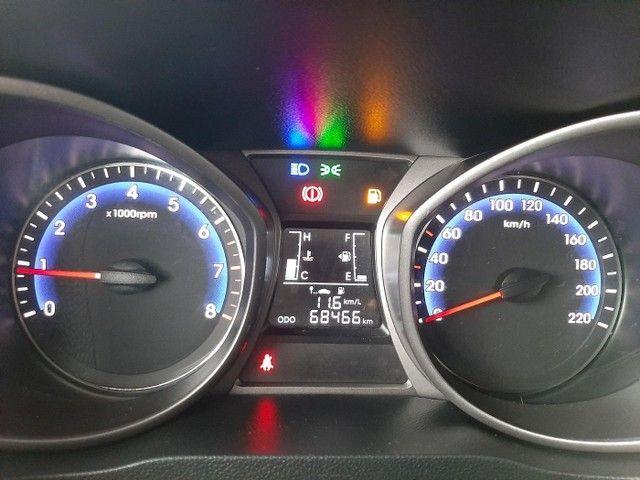 Hyundai HB20 Unique 1.0 12v Flex 2019 Extra!!! - Foto 9