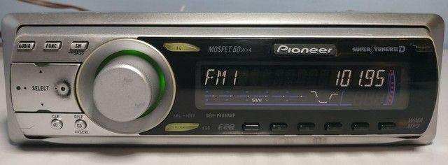 Cd player Pioneer DEH-4880MP com IP bus - Foto 7