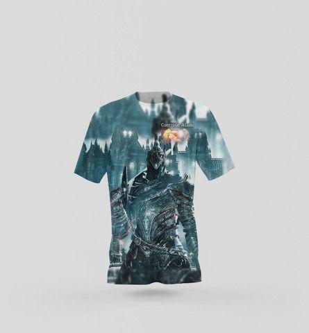 Venda de Camisas Personalizadas (Sublimação Total) - Foto 6