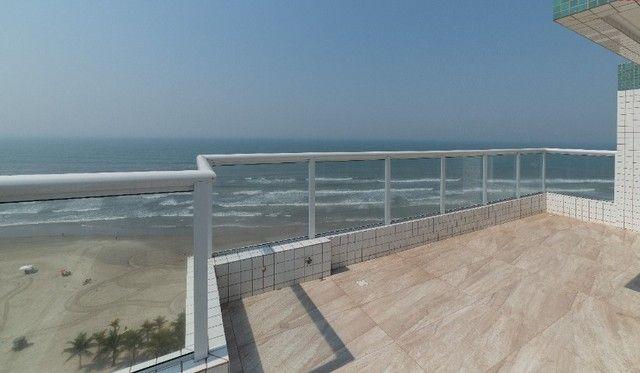Cobertura Duplex Novíssima no Caiçara, Praia Grande!!! - Foto 18