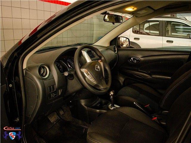 Nissan Versa 2018 1.6 16v flex sv 4p xtronic - Foto 7