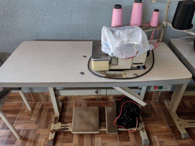Máquina industrial ponto cadeia - Foto 2