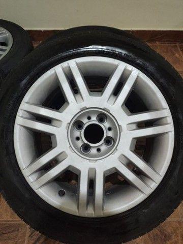 5 Rodas aro 16 com pneu  - Foto 4