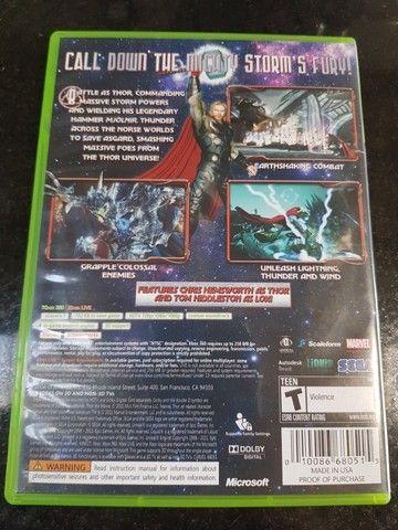 Thor - God of Thunder - Xbox360 - Original - Foto 2