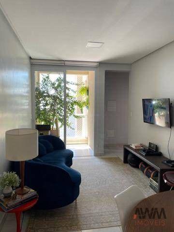Apartamento com 2 dormitórios à venda, 64 m² por R$ 330.000,00 - Setor Leste Vila Nova - G - Foto 6