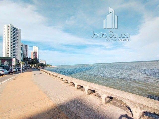 JS- Lindo apartamento na beira mar de Casa Caiada com 95m² - 03 Suítes - Foto 15
