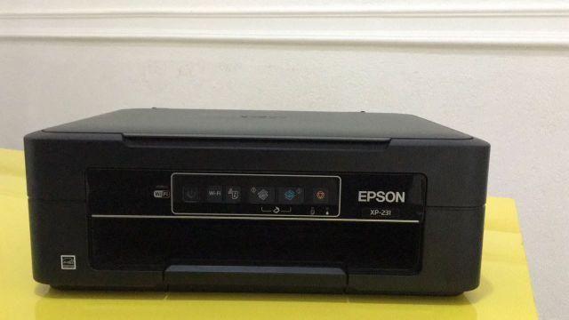 Impressora Epson XP 231 Perfeito estado 5 meses de uso