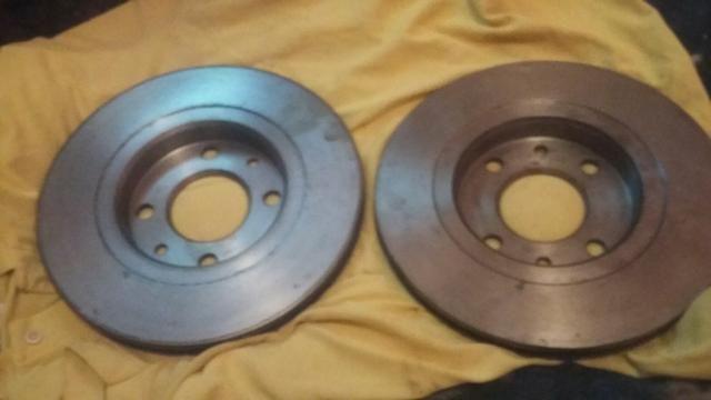 Disco de freio do pego moderno com ventilação