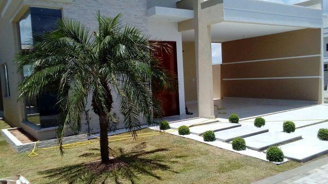 Casa No Condominio Central Park Em Nova Parnamirim