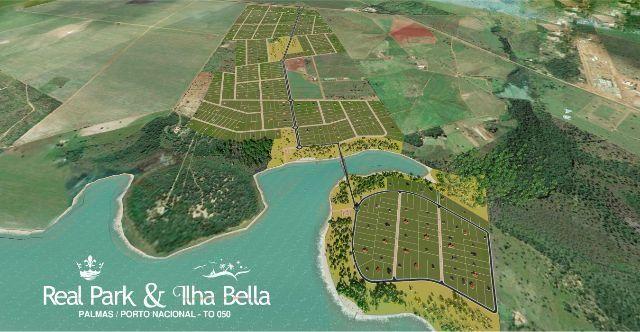 Real Park & Ilha Bella Agios de 2 lotes