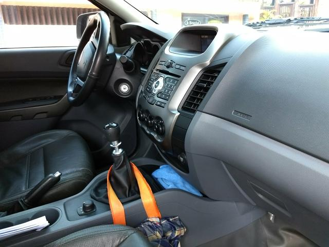 Ford ranger xls 2.2 diesel, 2015, 4X4