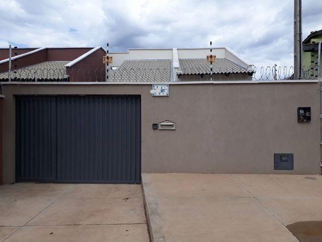 Casa Nova Com A Documentação Pronta Pra Financiamento Em Taquaralto Palmas-To 3 Quartos