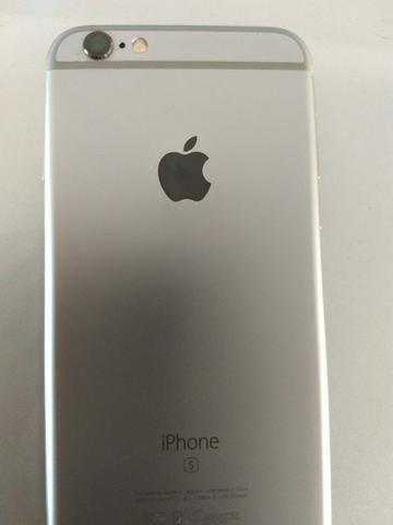 Iphone 6S Prata