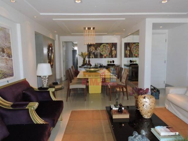 Aluga-se amplo apartamento semi-mobiliado no Residencial Ary Salem no Centro de Mossoró