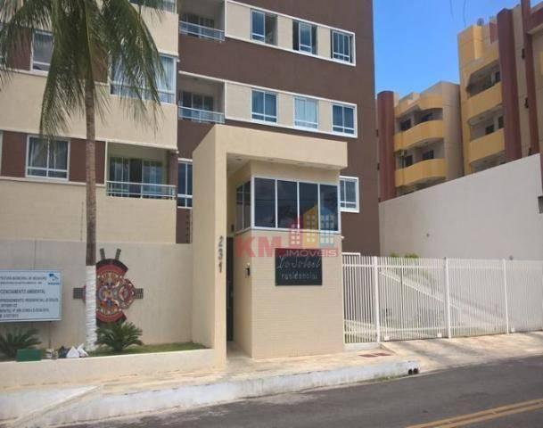 Vende-se apartamento no Residencial Le Soleil em Nova Betânia