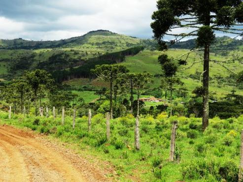 Linda fazenda em Urubici