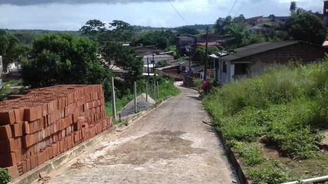 Camaragibe-PE - casa em construção na Ladeira do Liberato - Foto 4