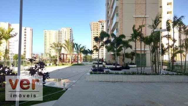 Vendo excelente apartamento no Reservatto Condomínio, com 74,05 m² de área privativa. - Foto 2
