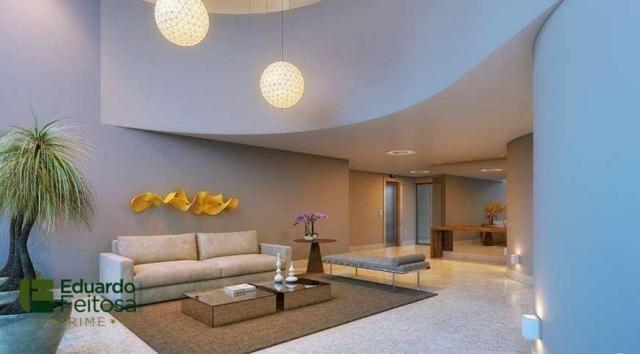VB - Apartamento à venda, 3 e/ou 4 quartos da Moura Dubeux em Casa Caiada - Foto 3