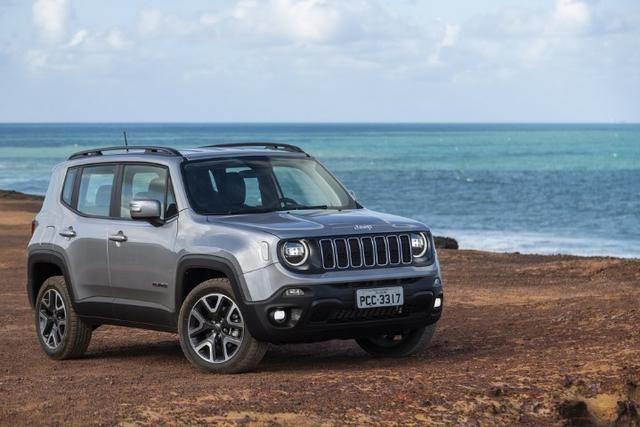 Jeep Renegade Longitude 2 0 4x4 Tb Diesel Aut 2019 545723470 Olx