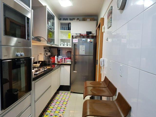 Res. Allegro 3 quartos 84m², varanda, 2 vagas subsolo, armários - Foto 8