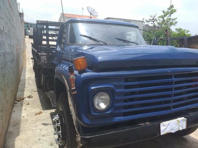 Vendo caminhão Ford - Foto 3