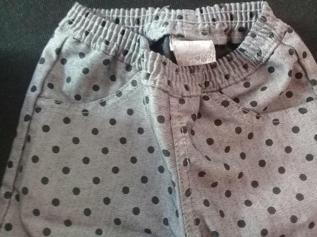 Calça Jeans Bebê - Foto 4