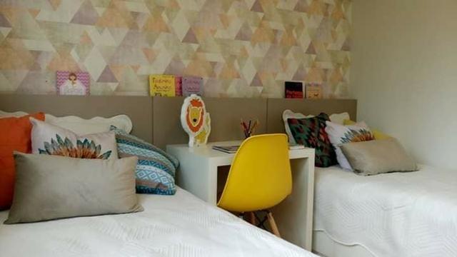Apê 2 dormitórios - Minha Casa Minha Vida - Norte da Ilha - Foto 9
