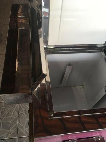Carrinho para Açaí ou similares, 2 geladeiras - Foto 5