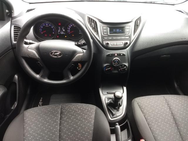 Hyundai - Hb20 1.0 2017/17 completo - único dono - Foto 7