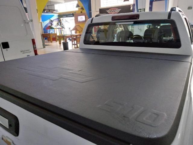 GM S10 LTZ 2.8 Diesel 4x4 Aut 19/20 0km IPVA 2020 pago - Foto 6