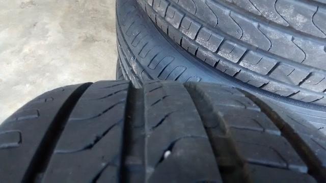 Roda Aro 16 GM + Pneus Scorpion Verde 215/65 R16 Pirelli Scorpion Verde 102h (Novos) - Foto 4