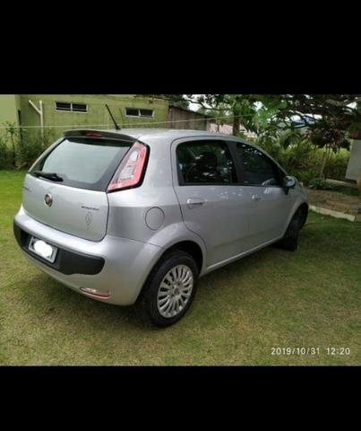 Veículo Fiat Punto Attractive - Foto 2