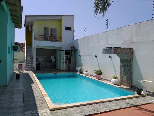 Alugo Linda casa Com Piscina no Parque 10 com 5 Quartos e 2 Suítes - Foto 10