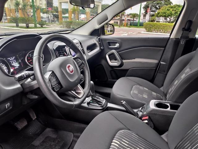 GB - Fiat Toro Endurance AT6 1.8 2019 Flex, único dono, Baixo km - Foto 5