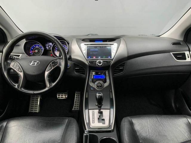 Hyundai Elantra GLS 2.0 AUT - Foto 7