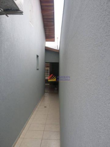 Casa residencial à venda, portal do sol, indaiatuba. - Foto 6