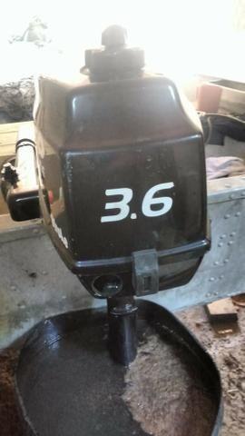 Motor branco marine 3.6 - Foto 2
