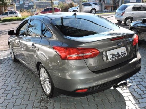 Focus Sedan 2.0 16V/ 2.0 16V Flex 4p Aut - Foto 3