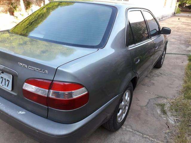 Corolla automático 2001 bom estado de conservação - Foto 5