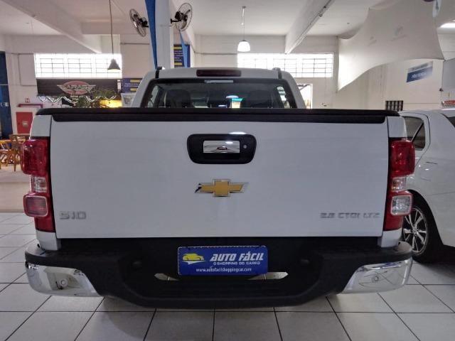 GM S10 LTZ 2.8 Diesel 4x4 Aut 19/20 0km IPVA 2020 pago - Foto 4