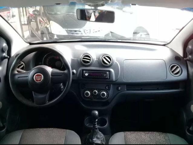Fiat Uno 1.0 EVO VIVANCE 8v Flex 4p Manual - Foto 4