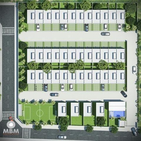 Vendo casa em condomínio no Eusébio com 2 suítes a poucos metros da CE 040. 229.900,00 - Foto 3