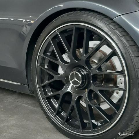 Mercedes Bens C180 1.6 CGI Estate Avantegarde 16V Turbo Gasolina 4P Automático - Foto 6