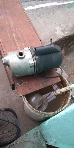 Bomba autoaspirante de 1/4cv Dancor 127volts - Foto 5
