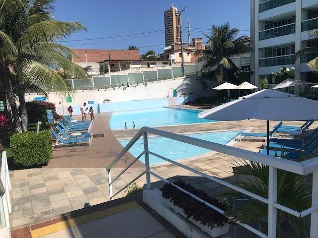 Excelente Flat a Beira Mar de Ponta Negra - Foto 16