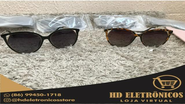 Óculos De Sol Gato Olho Das Mulheres Polarizada,uv400