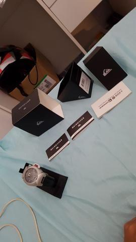 2210a21779f90 Relogio Quiksilver FoxHound - Bijouterias, relógios e acessórios ...