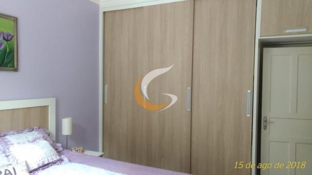 Sobrado com 3 dormitórios à venda, 111 m² por R$ 435.000 - Vila Militar - Petrópolis/RJ - Foto 4